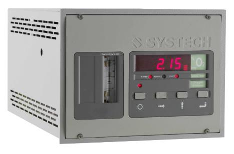 Анализатор кислорода, серия EC900