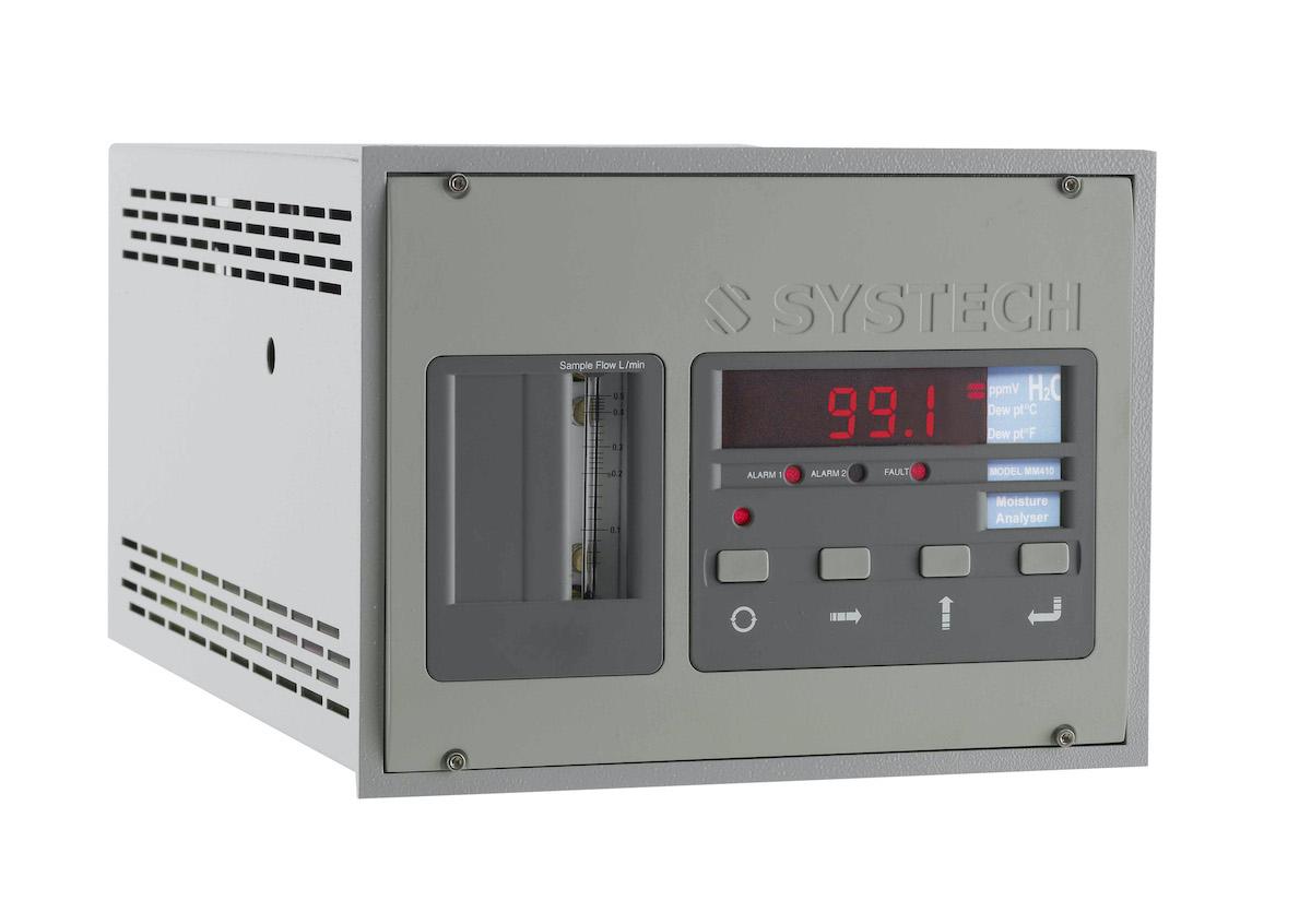 Анализатор точки росы/Гигрометр, серия MM400