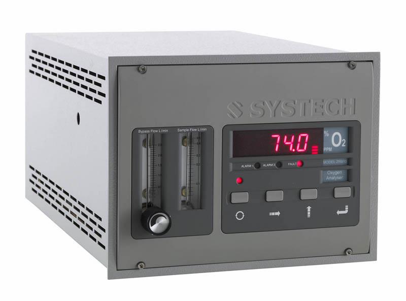 Циркониевый анализатор кислорода, серия ZR800