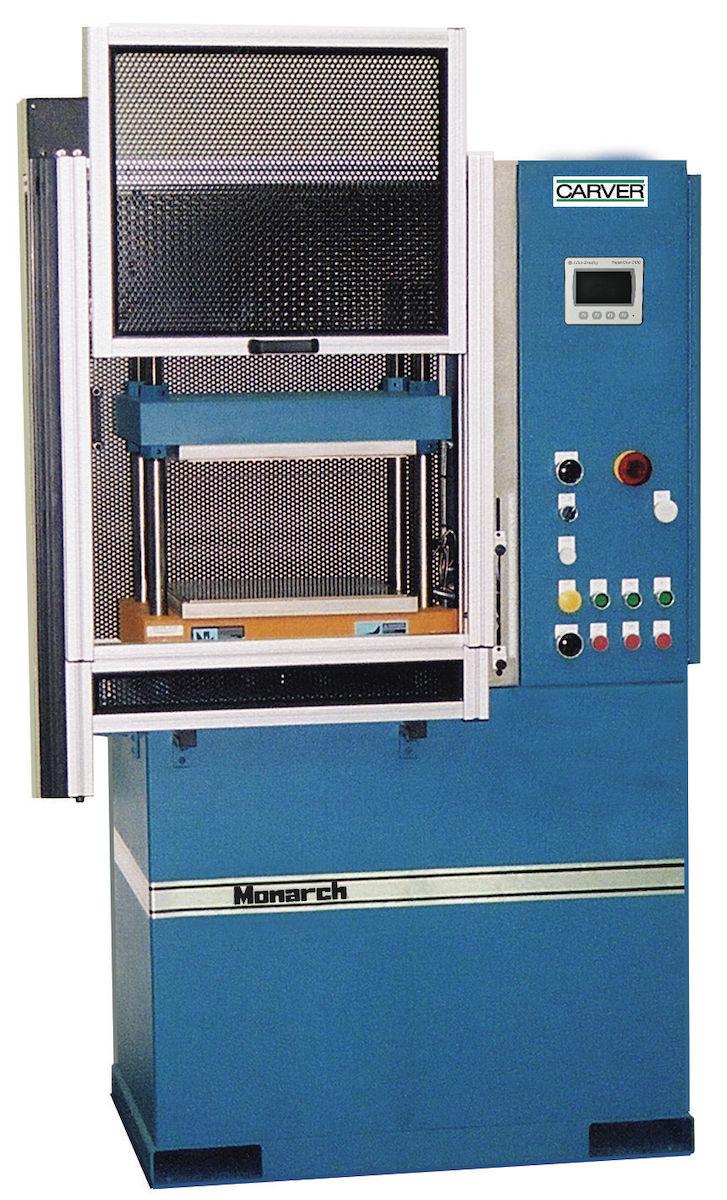 Гидравлический пресс для испытания пропантов в соответствии со стандартом ISO 13503-2:2006