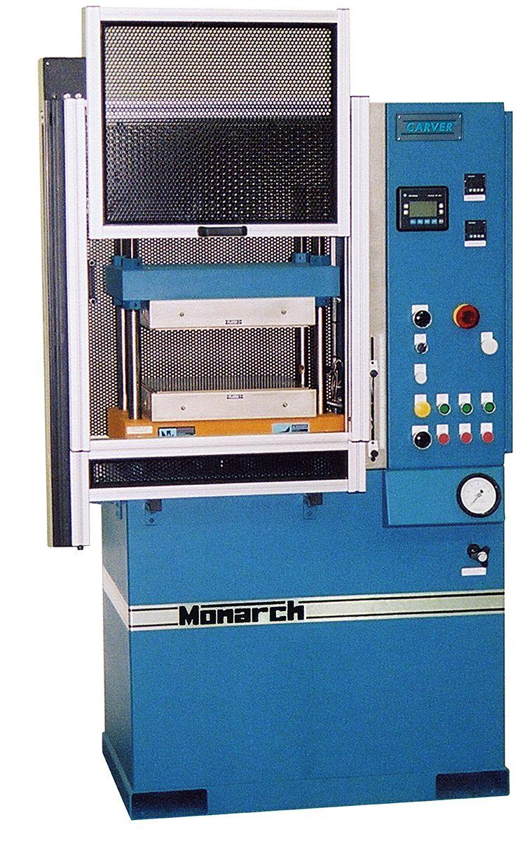 Лабораторные гидравлические прессы серии Monarch усилием от 15 до 100 тс