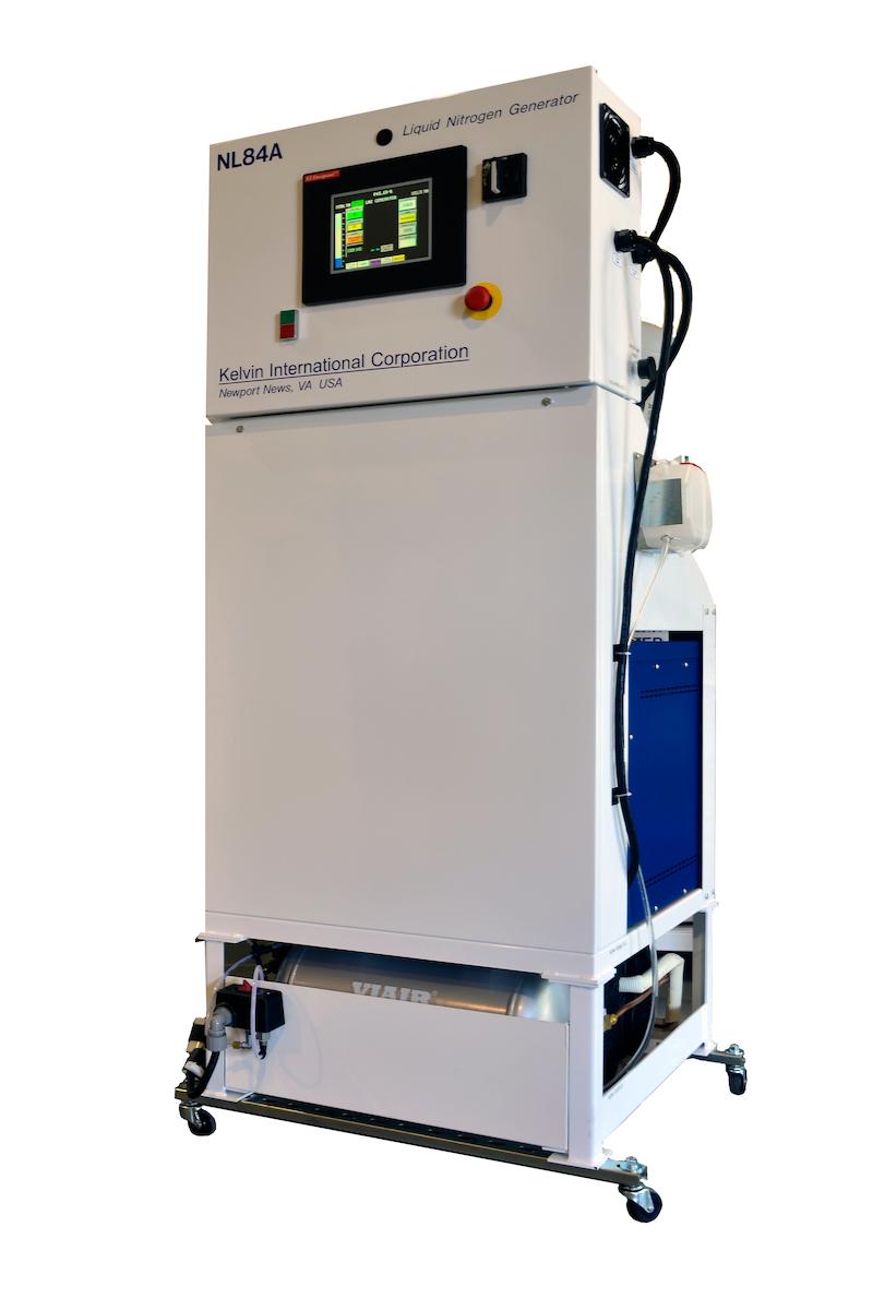 Генератор жидкого азота NL84