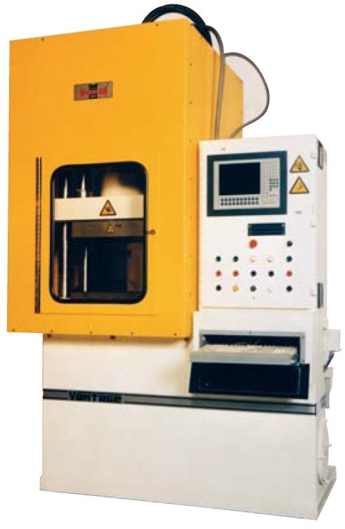 Промышленные гидравлические прессы серии Vantage усилием от 200 до 1000 тс