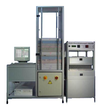 Модуль автоматизации процесса измерения твердых образцов теплоизоляционных материалов на приборах Lambda-Meter EP500e