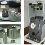Пробоподготовка образцов при помощи пресса Carver 4350