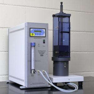 Прибор для определения сопротивления продуванию воздухом PA-SW