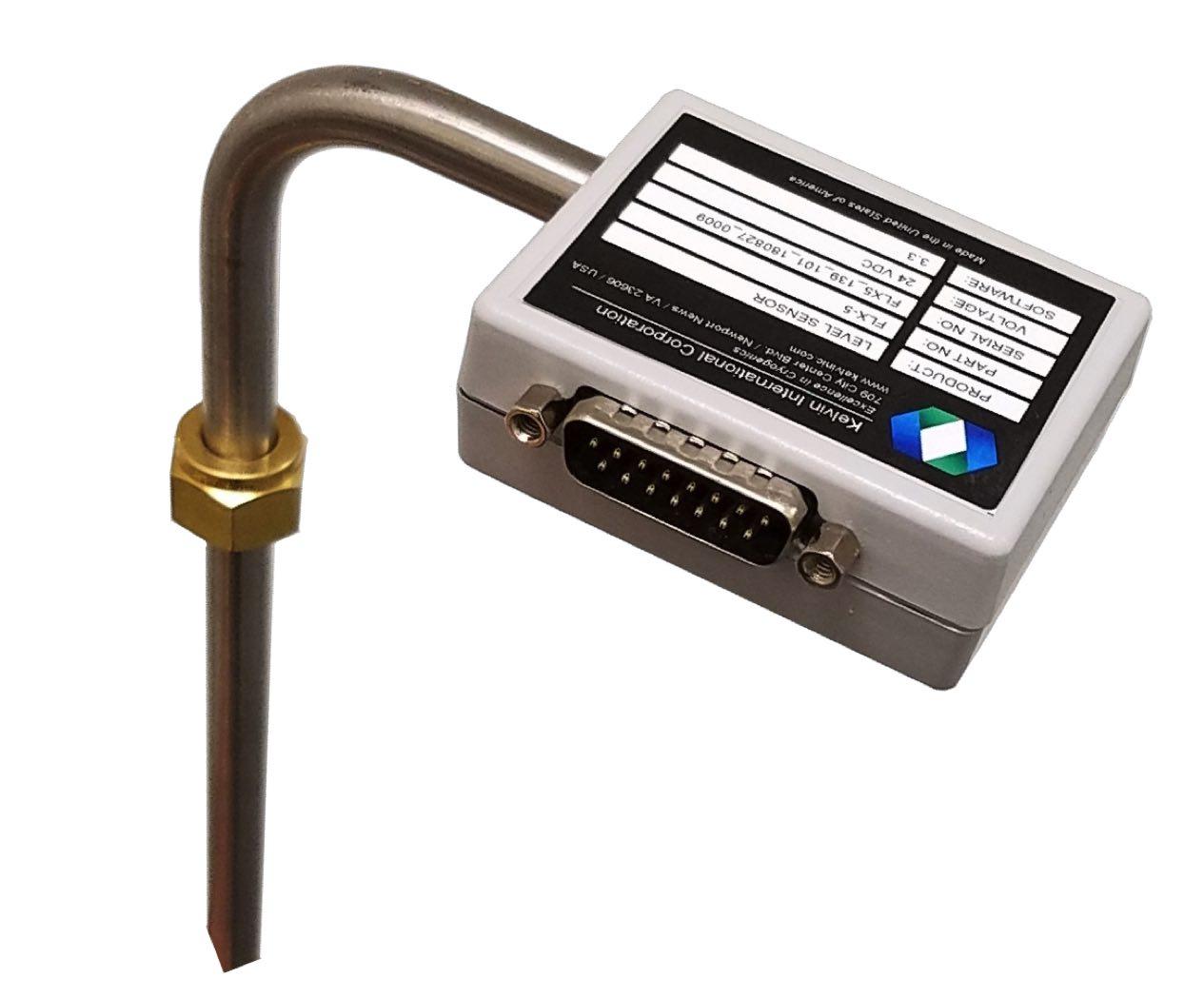 Гибкий датчик уровня жидкого азота FLX5
